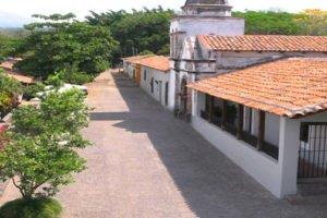 The Hacienda Nogueras.