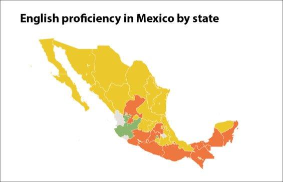 english proficiency map