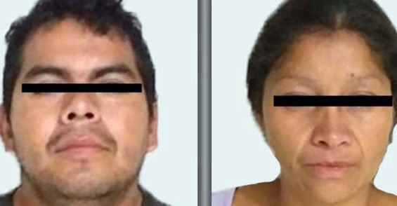 The Ecatepec femicide suspects.