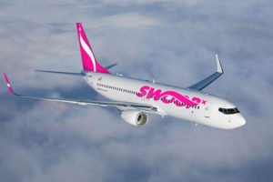 Swoop is a new Canadian carrier that will fly to three Mexican destinations.