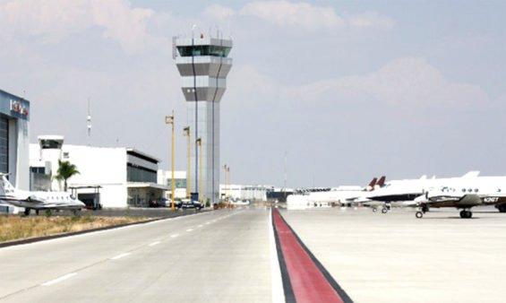 Querétaro airport: hotel complex announced.