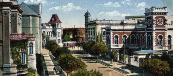 More Juárez architecture.