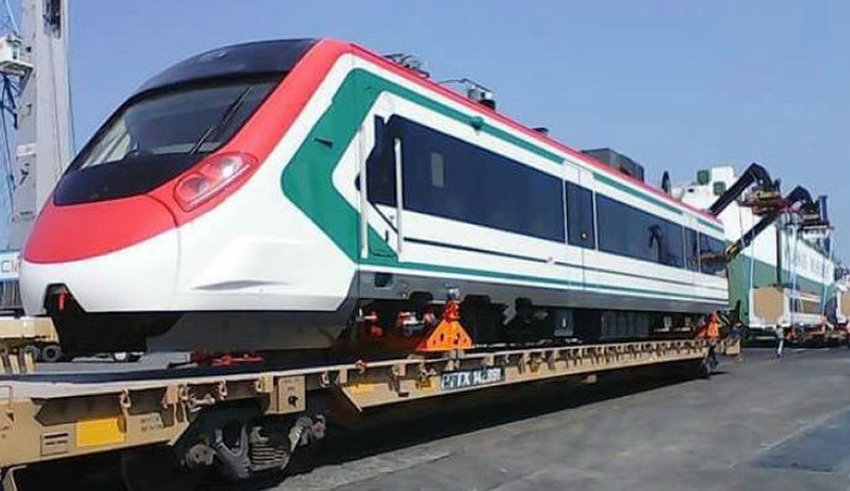 The Mexico City-Toluca train is one of three projects that have gone over budget.
