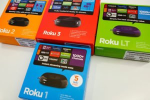 Roku streaming devices: available once again in Mexico.