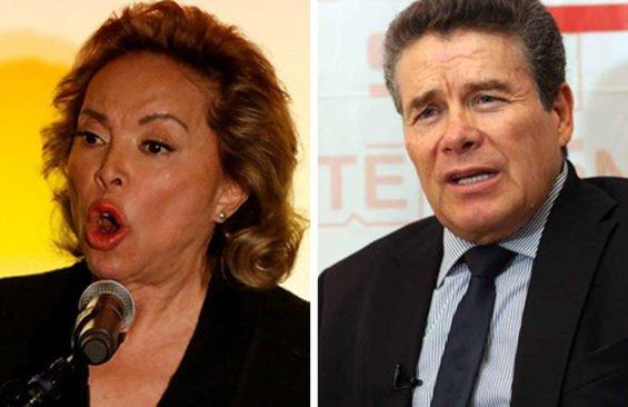 Gordillo and Díaz: a leadership challenge.
