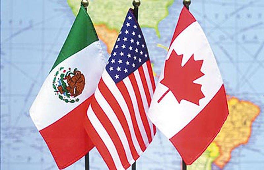 USMCA: a three-way trade deal.