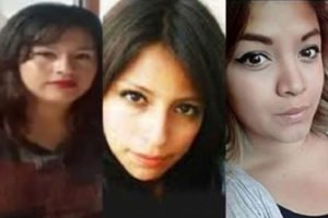 Three suspected victims of 'the monster of Ecatepec' and his wife.