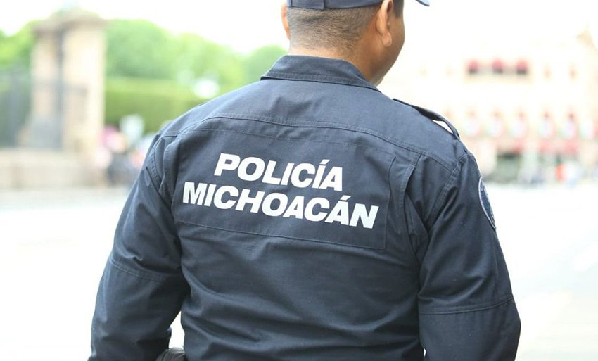 Michoacán state police and federal forces are patrolling Zamora.