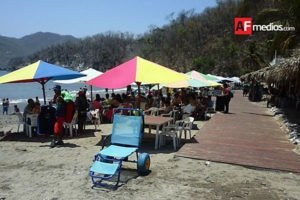 Cuastecomates was the first disabled-inclusive beach in Mexico.