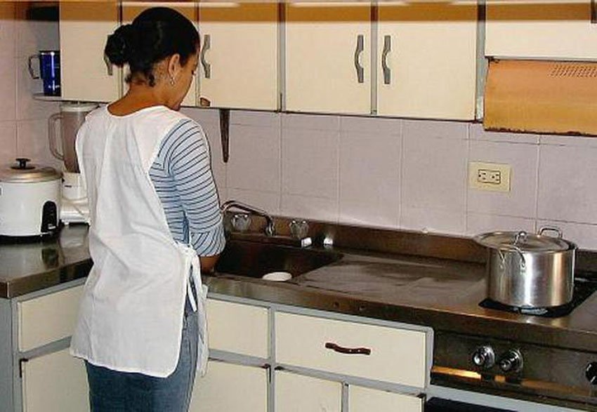 Benefits for domestic workers eyed by Supreme Court.