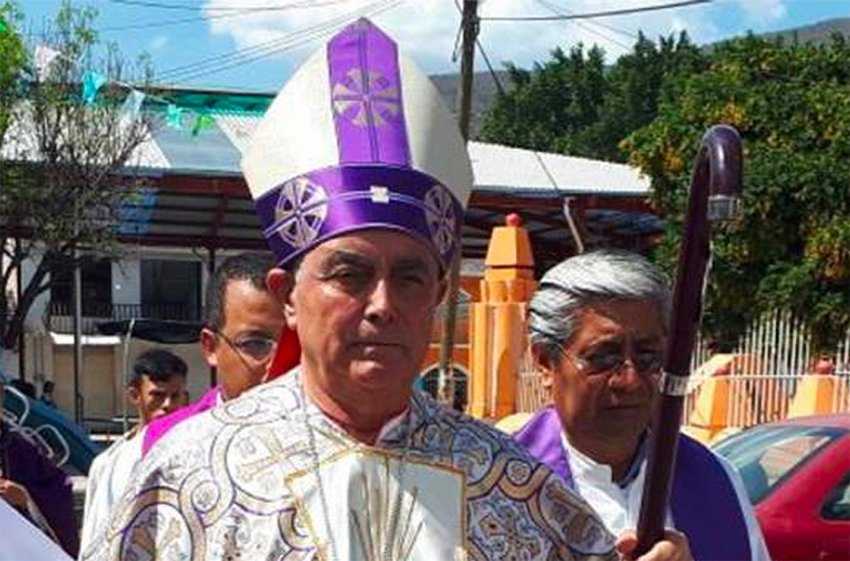 Bishop Rangel of Guerrero.