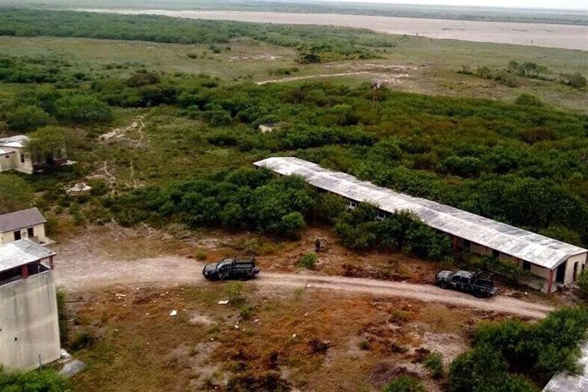 Search for missing persons yields narco-camps in Tamaulipas