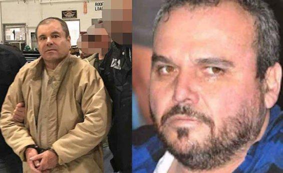 Guzmán, left, and Zambada.