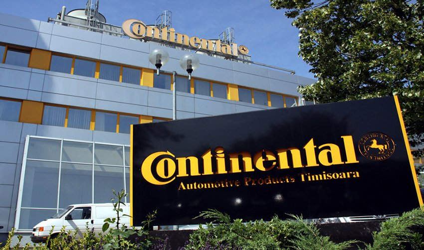 The German manufacturer Continental will build a new plant in Aguascalientes.