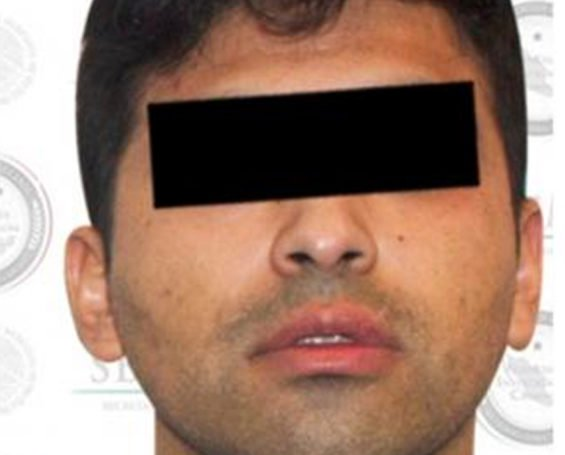 The suspected leader of the Unión de Tepito, a Mexico City gang involved in extortion.