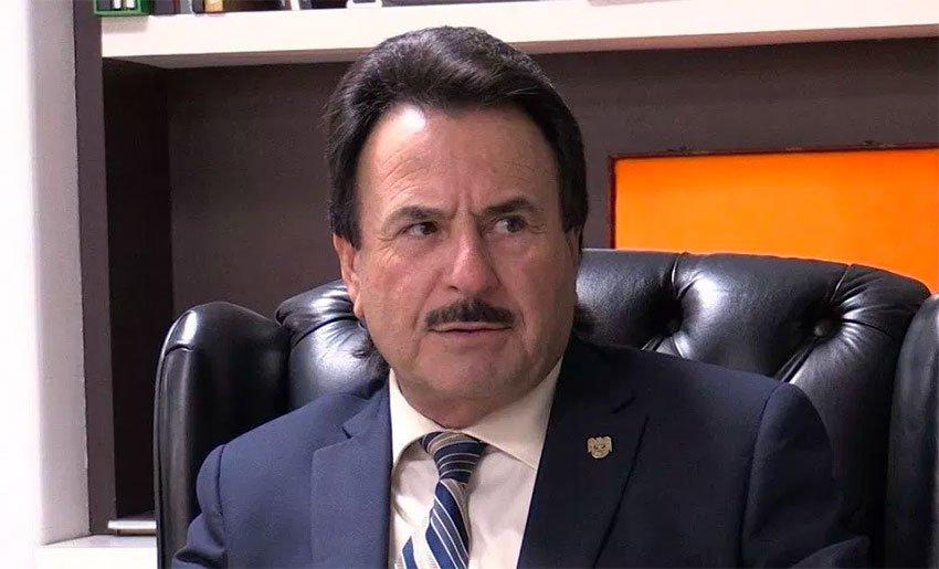 Tijuana Mayor Gastelum: unhappy over migrant 'horde.'