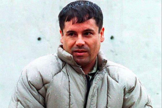 A file photo of El Chapo Guzmán.