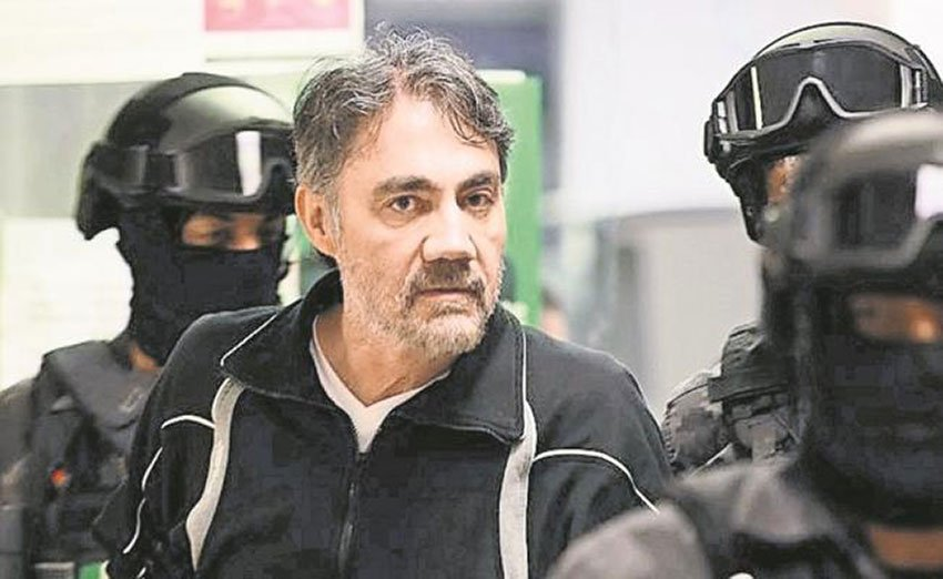 El Chapo's former henchman, Dámaso López.