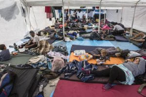 Migrants in Tijuana are in for a long wait.