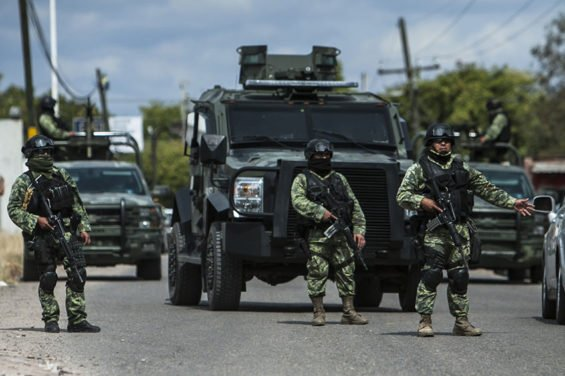 Security plan critics fear the perpetuation of soldiers in the streets.