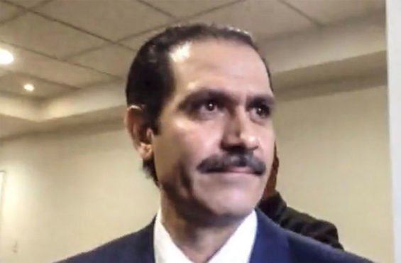 Former governor Padrés.