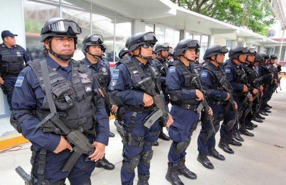 The Federal Police will contribute nearly half the strength of the National Guard.