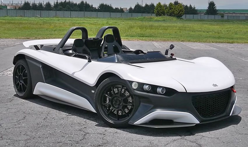 Luxury Sports Cars >> Vuhl The Luxury High Performance Sports Car That S Made In Mexico