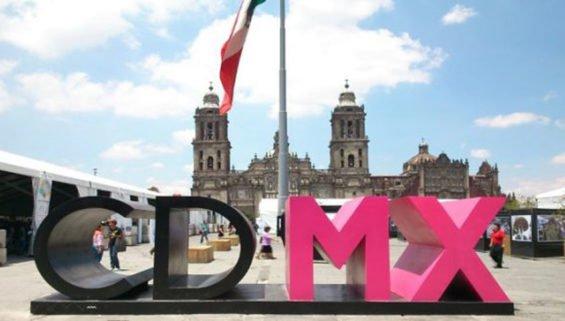 CDMX a popular Christmas holiday destination.