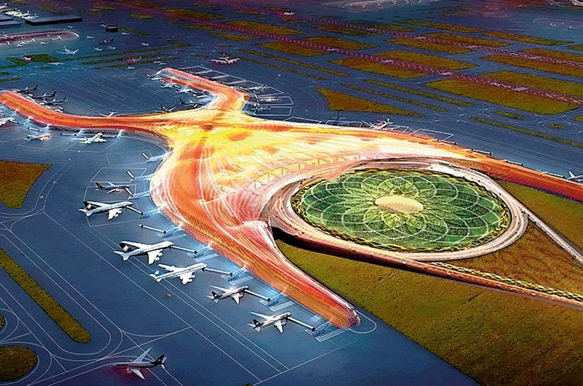 Airline association has doubts about the Mexico City airport plan.