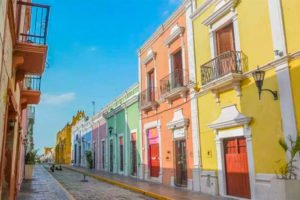 Campeche was one of nine states whose economies went backwards last year.