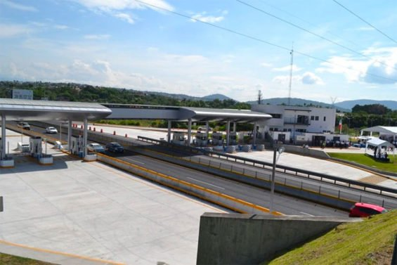 No more credit cards at Capufe toll booths.