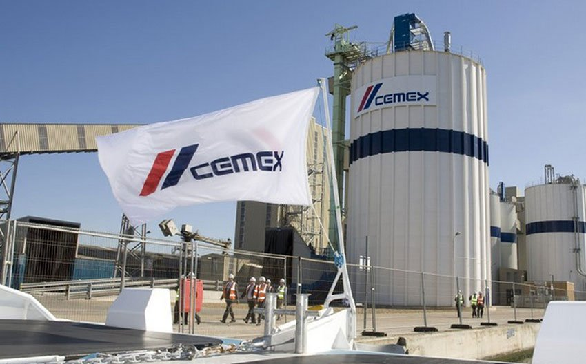 Cemex wouldn't say how much cement prices will go up.