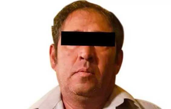 Suspected leader of the Independent Cartel of Acapulco, José Galeana.