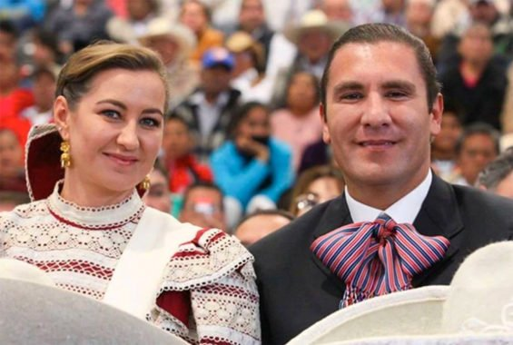 Alonso and her husband, governor and ex-governor of Puebla, died in a helicopter crash.