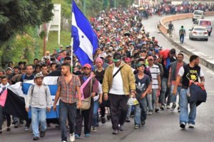 Over 4,000 people who arrived in migrant caravans have applied for refugee status in Mexico.