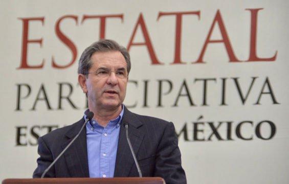 Education Secretary Moctezuma.