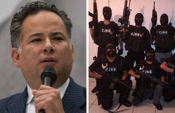 Nieto, left, is going after the Jalisco cartel.