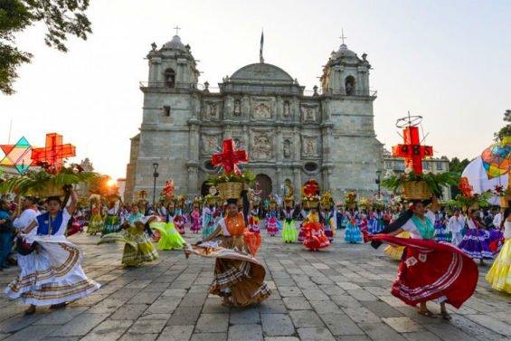 Oaxaca, cultural hotspot.