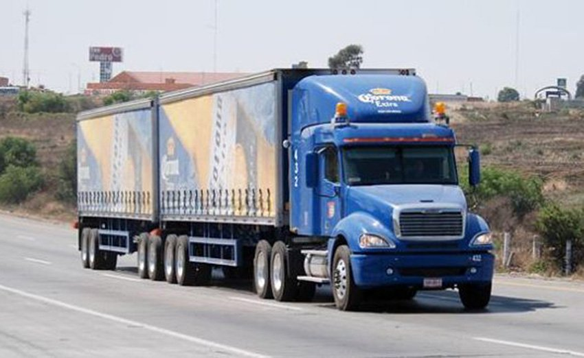 morena lawmakers move to ban double semi trailers