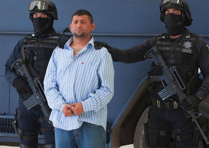 53 years for Gulf Cartel plaza chief