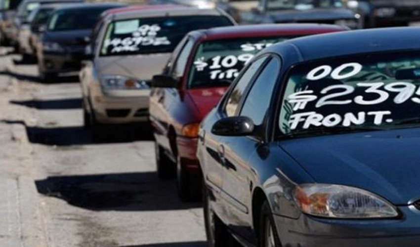More used cars are finding their way into Mexico, says the automotive industry.