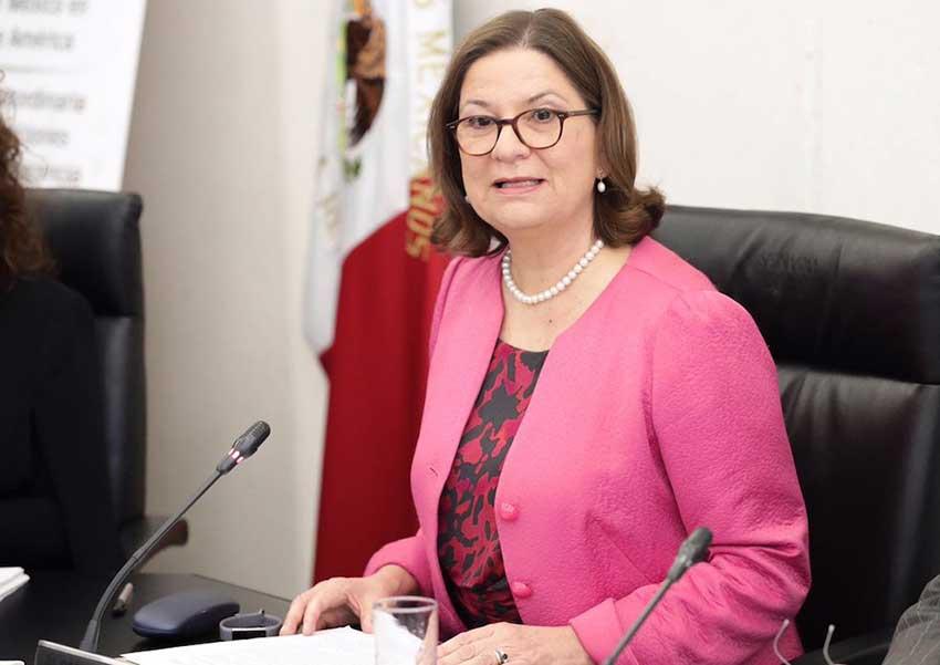 Ambassador Bárcena will travel to Washington this week.