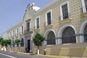 The Bellas Artes museum in Toluca.