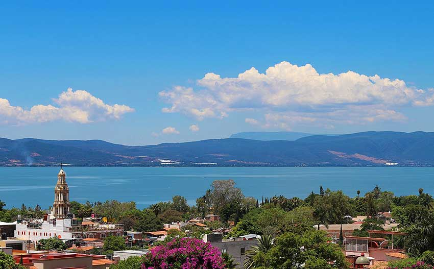 Ajijic and Lake Chapala.