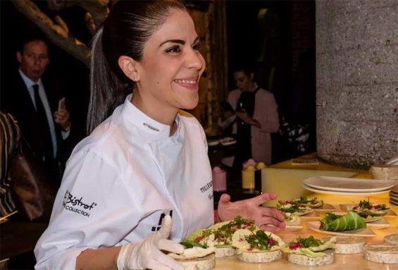 Gabriela Ruiz, best chef.