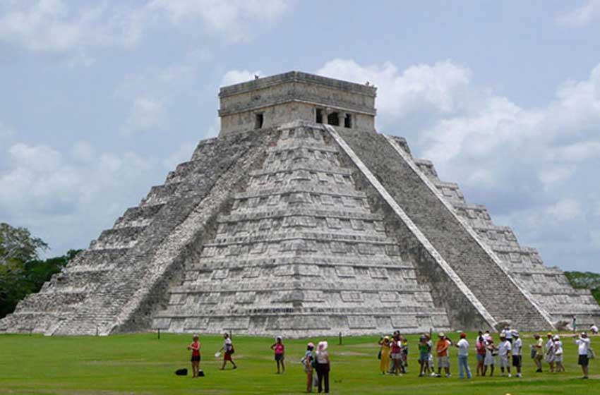 Chichén Itzá: boycotted.