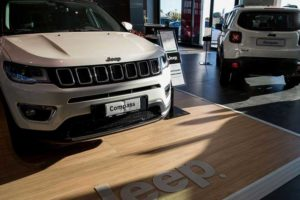 The Jeep Compass, made in Mexico, is one of the more popular models in Europe.