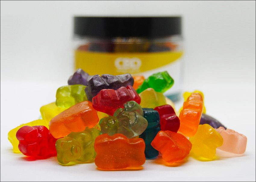 CBD gummies are on the way to stores in Mexico.