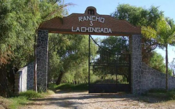 AMLO's house in Chiapas is actually in the name of his children.