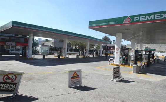 The longer gas stations remain closed, the greater the economic fallout.